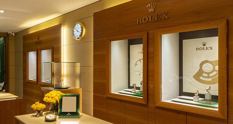 Rivenditore autorizzato Rolex Lodi