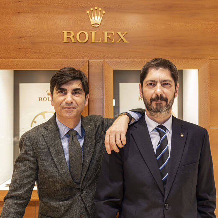 Bonvicini Gioielli - Rivenditore autorizzato Rolex Lodi